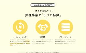 mark&earth